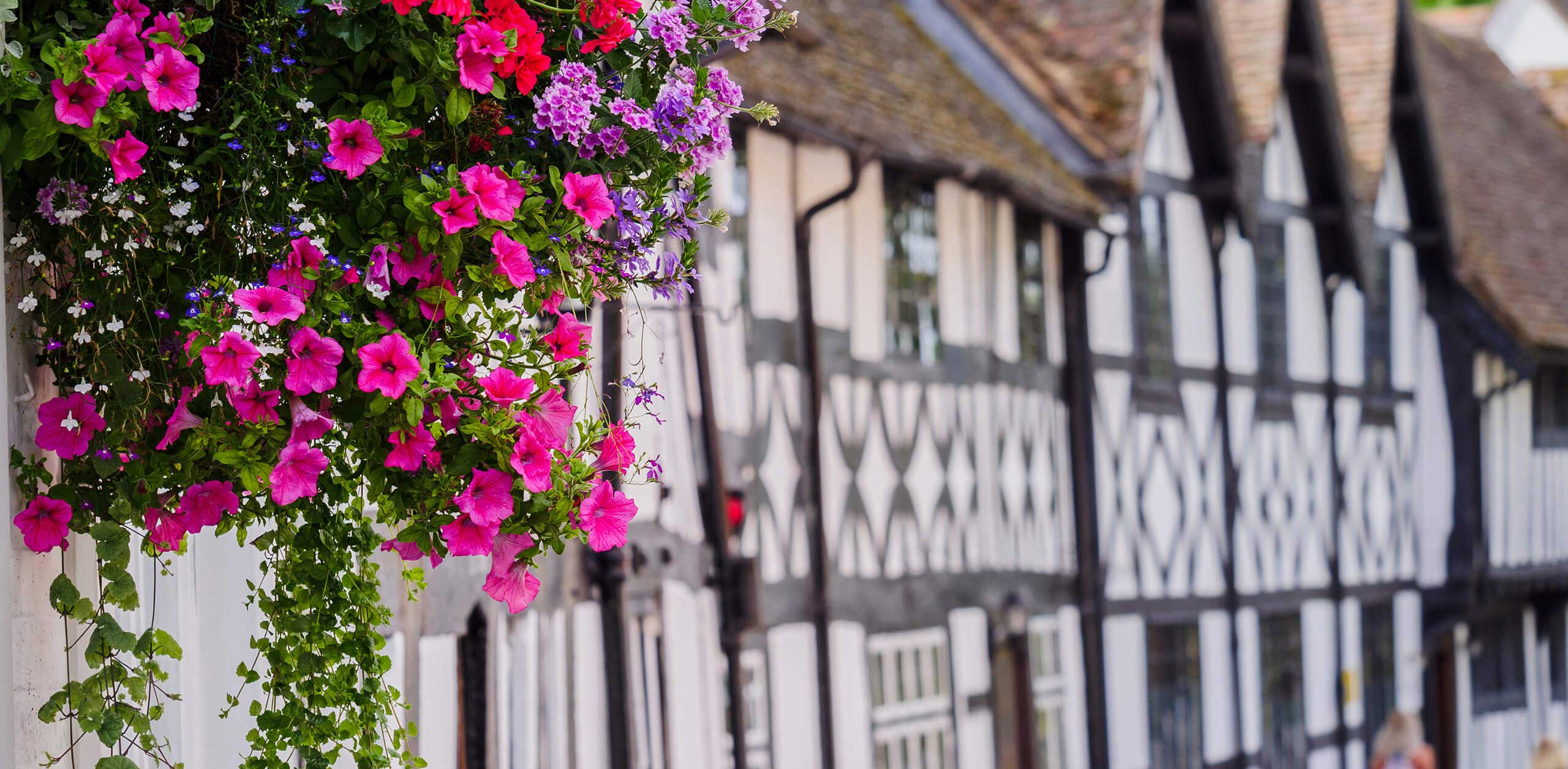 Period houses in Warwick